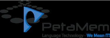 PetaMem Logo